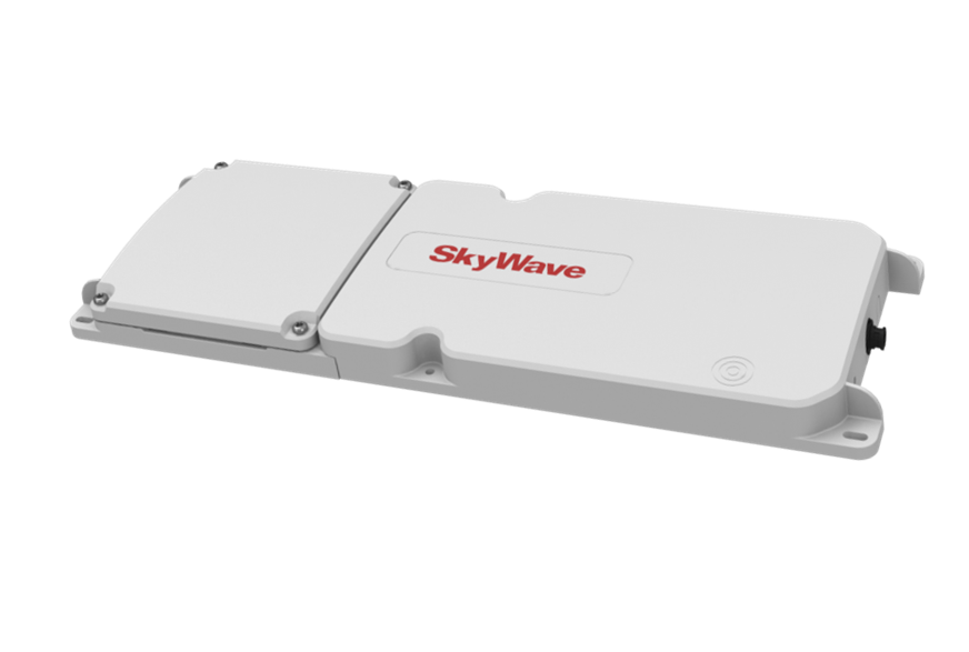 SkyWave IDP-800 GPS Device GPS Vehicle Tracker